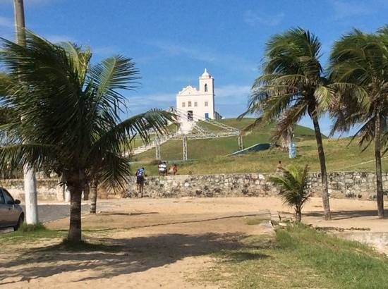 Pousada Canto Da Vila: church