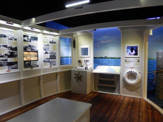 Captiva Island Historical Society's History Gallery