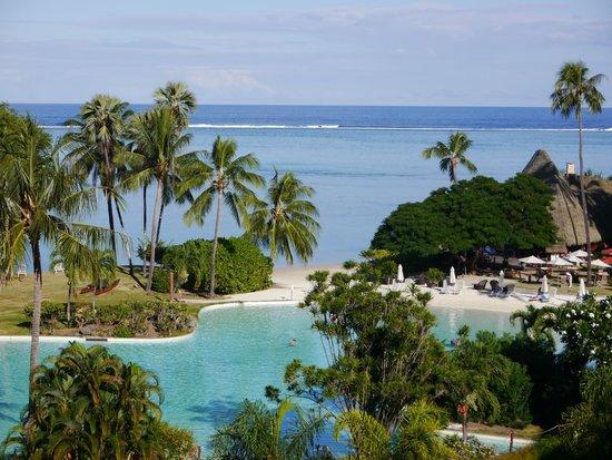 Le Meridien Tahiti: View from Room