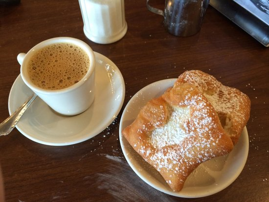 Morning Call: Authentic Beignets and Cafe' Au Lait!!