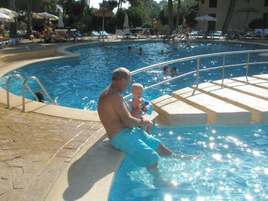 Protur Floriana Resort: Heerlijk zwembad