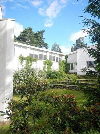 The Aalto House : lo studio