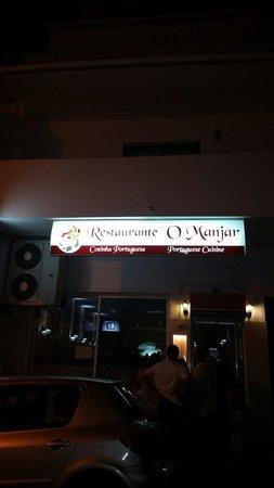 Snack Bar O Manjar: First impression