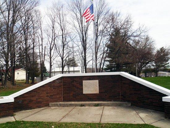 Bath School Disaster Memorial Park