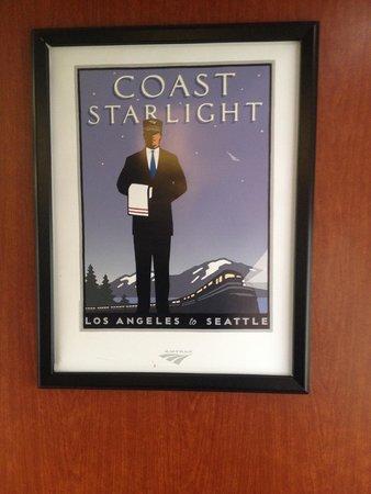 Amtrak Coast Starlight: Coast Starlight