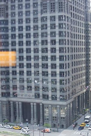 The Westin Chicago River North: View from 12 floor