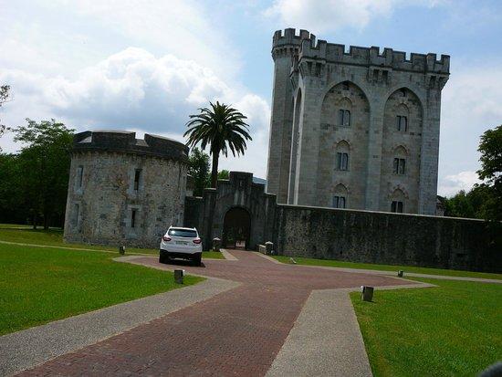 Castillo de Arteaga: Hotel