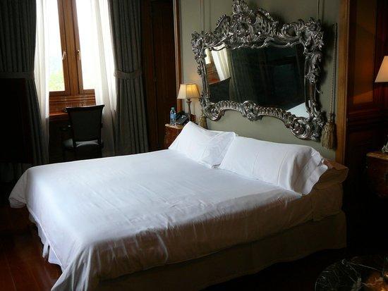 Castillo de Arteaga: Room