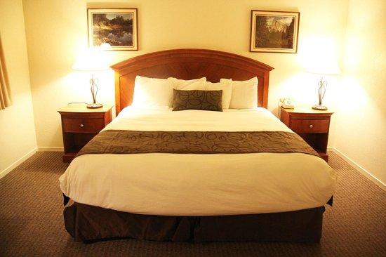 Mariposa Lodge: Kingsize Bett