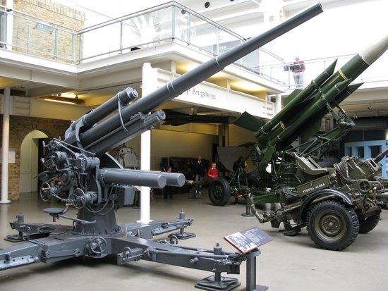 Museo Imperial de la Guerra: 88 mm Flak