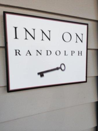 Inn on Randolph: Best inn in napa