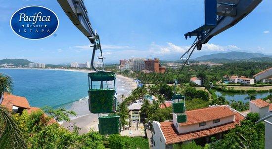 Pacifica Resort Ixtapa: Uno de nuestros atractivos!