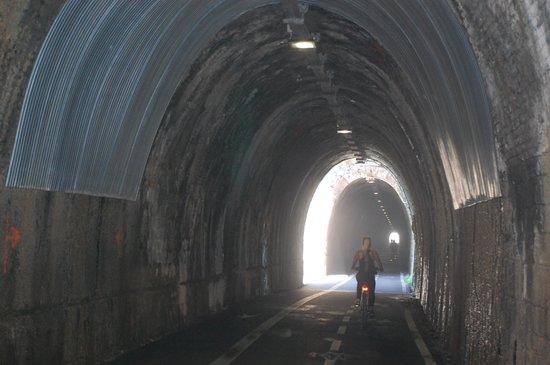 Pista Ciclopedonale Levanto - Framura: Biking!
