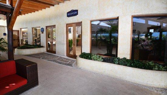 Pacifica Resort Ixtapa: Recepción Principal