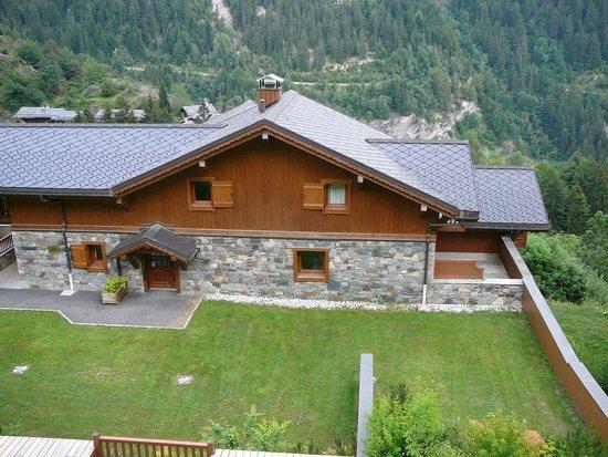 CGH Résidences & Spas Les Alpages de Champagny : photo d'un des chalets