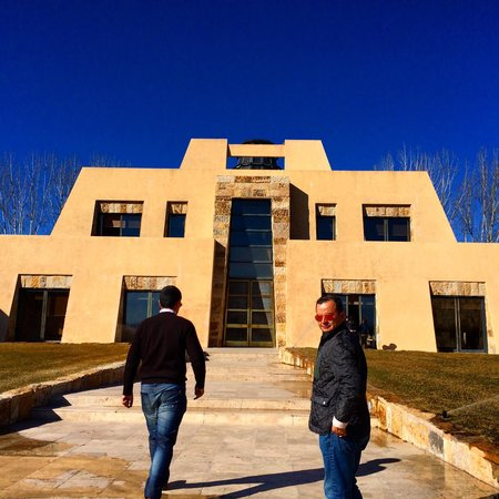 Argentina Wine Tours : Catena Zapata