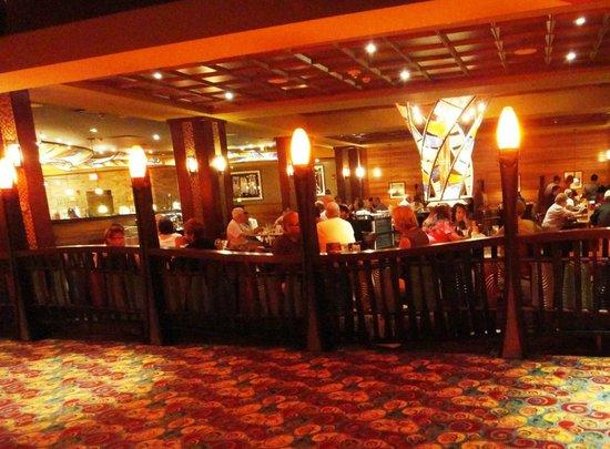Seneca Allegany Resort The Cafe