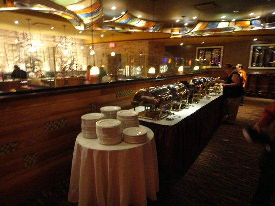 Seneca niagara casino breakfast buffet