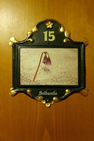 Hotel Gletschergarten: Quarto de nossos filhos