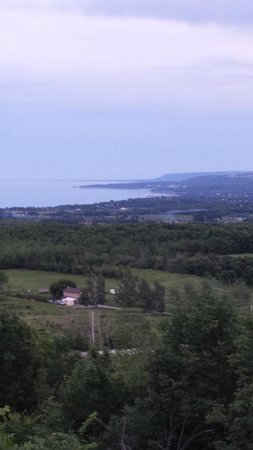 Irish Mountain Bed and Breakfast: Gorgeous view!