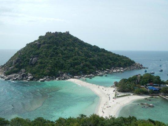 Koh Tao Heights Pool Villas: local views - Nangyuan Island
