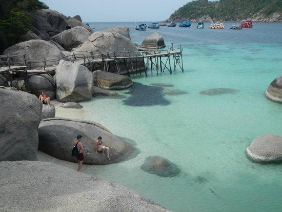 Koh Tao Heights Pool Villas: Nangyuan Island