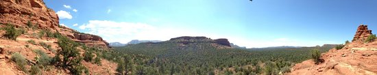 Enchantment Resort: View while hiking