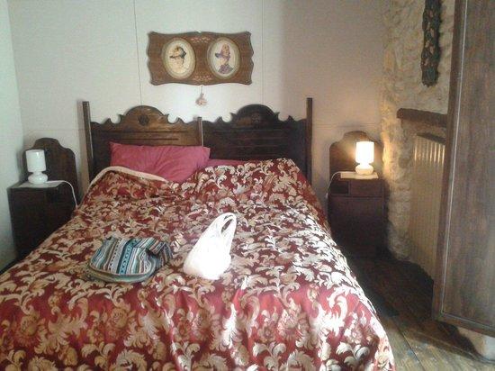 Antica Dimora: Bed
