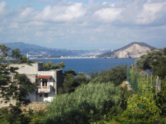 Albergo La Vigna: panorama dalla stanza