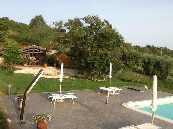 Agriturismo Il Quarto: relax in piscina