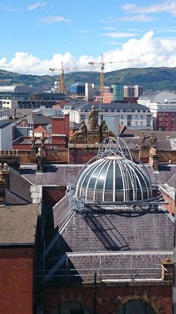 Merchant Hotel: Roof Top