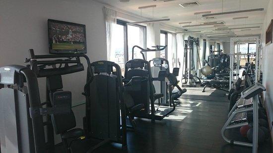 Merchant Hotel: Gym