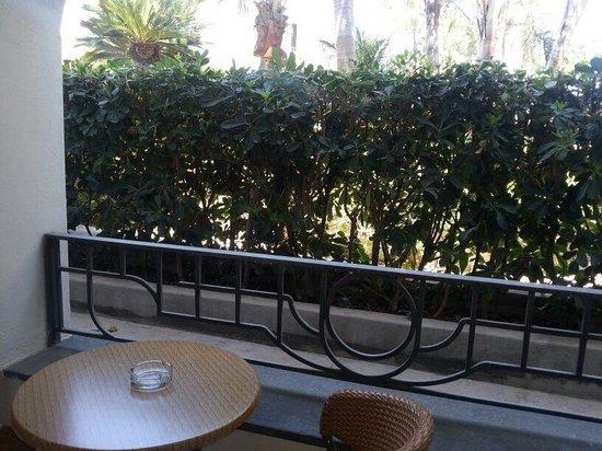 Sorriso Thermae Resort & Spa: Terrazzino classic1
