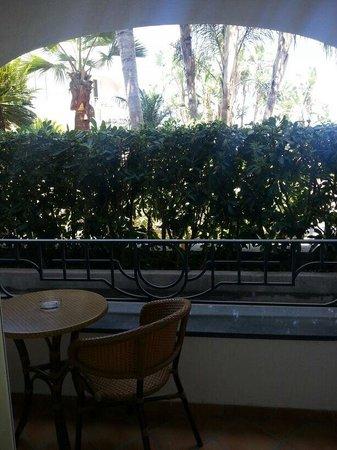 Sorriso Thermae Resort & Spa: Terrazzino classic