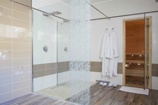 Lavanda Hotel Prague : Sauna
