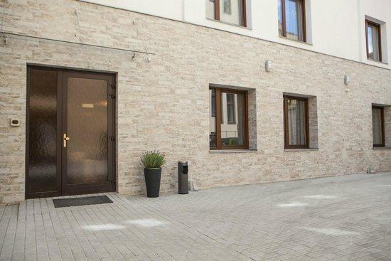Lavanda Hotel Prague : Entrance