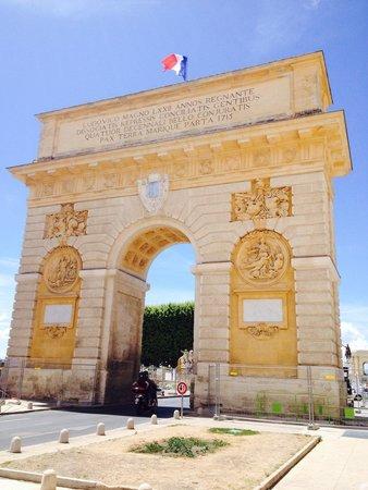 Porte du Peyrou : Porte Peyrou 7/14