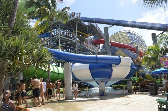 Rapids Water Park: BABY BLUE