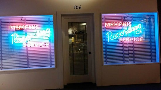 Musicians Hall of Fame and Museum: Memphis Recording Studio