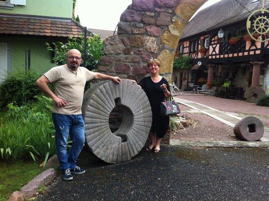 Hotel au Moulin : Super séjour