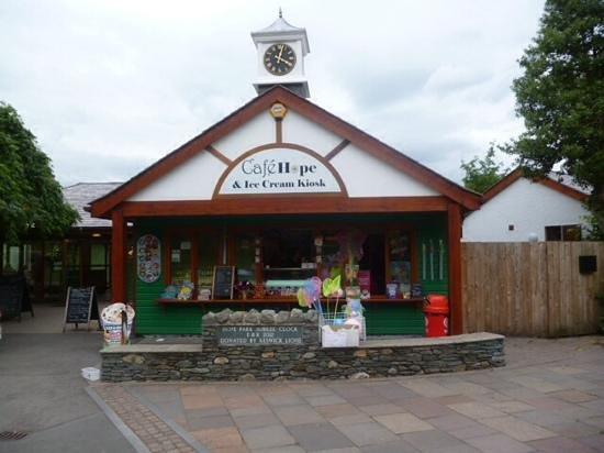 Hope Park : cafe Hope
