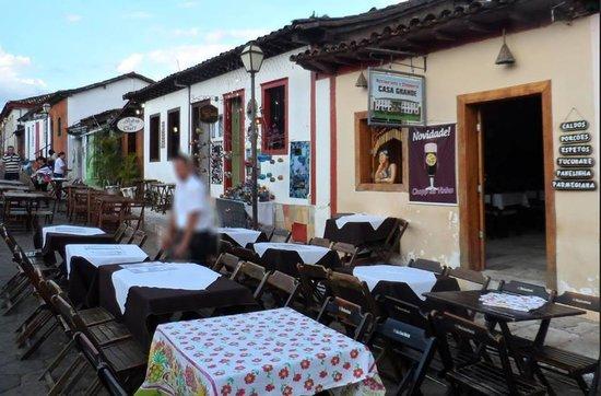 Restaurante Casa Grande