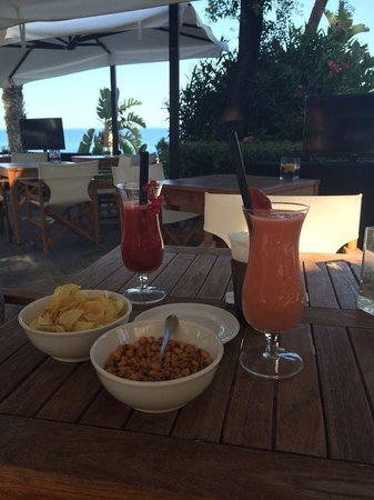 Grand Hotel Villa Igiea - MGallery by Sofitel: Aperitivo