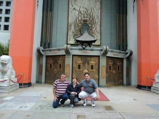 TCL Chinese Theatres : vista externa