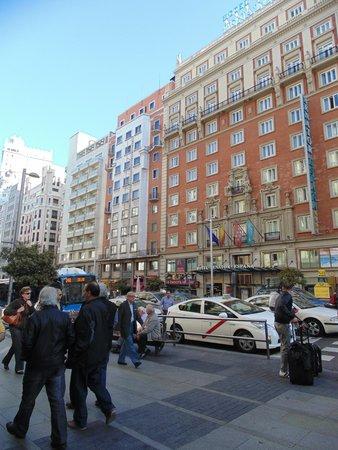 Hotel Madrid Centro Managed By Melia La Gran Via 72
