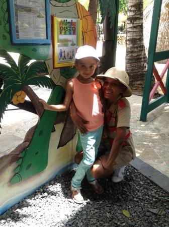 Dreams Punta Cana Resort & Spa: Good Friends