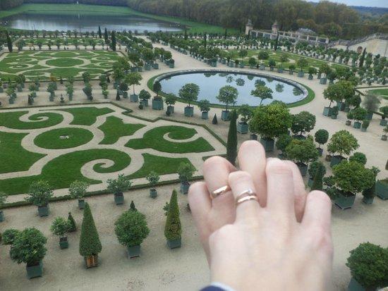 SANDEMANs NEW Paris Tours : VERSAILLES