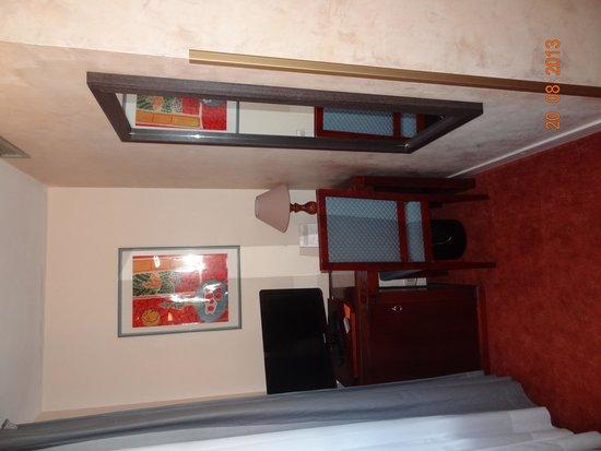 Hotel Edouard VI: pequeño estar