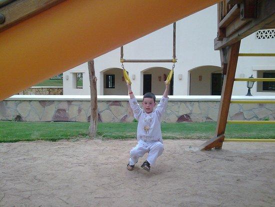 Jaz Belvedere: площадка