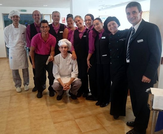 H10 Playas de Mallorca: The Team